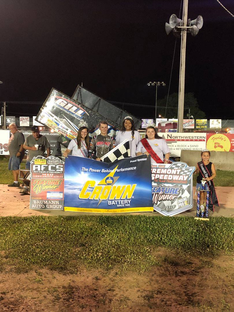 Central Pa Racing Scene Michael Quot Buddy Quot Kofoid Wins On
