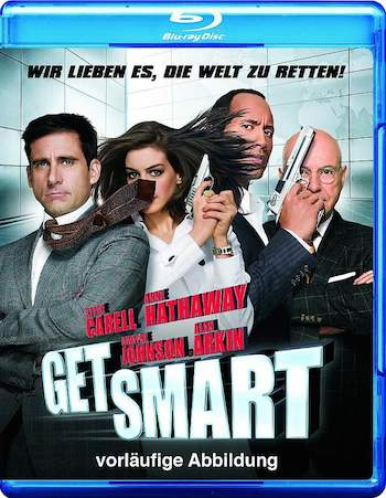 Get Smart 2008 Dual Audio Hindi Bluray Download