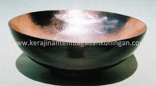 Bowl Mangkuk Tembaga Kuningan