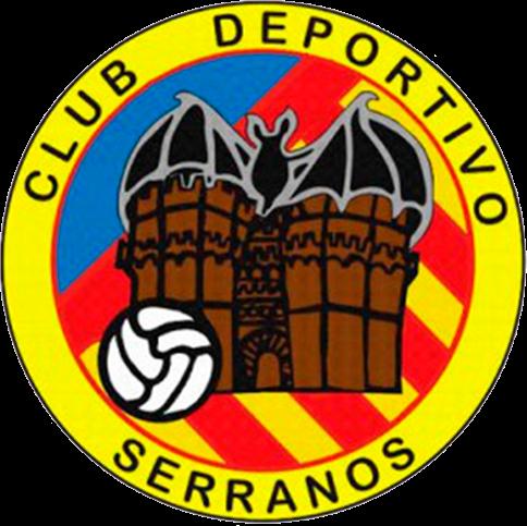CD Serranos logo