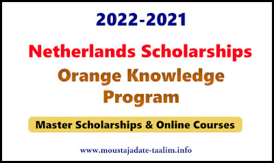 المنح الدراسية الهولندية برنامج Orange Knowledge 2021 (الجولة الثالثة)| ممولة بالكامل