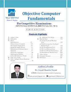 Your Mentor Objective Computer Fundamentals E Book By Er