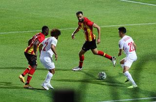 ملخص وهدف فوز الترجي علي الزمالك (1-0) دوري ابطال افريقيا