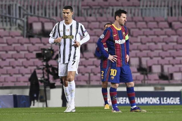 'Era de Cristiano Ronaldo e Messi está acabando', diz Grafite,