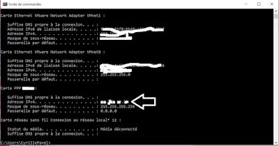 prendre le controle d'un pc a distance avec ip hack