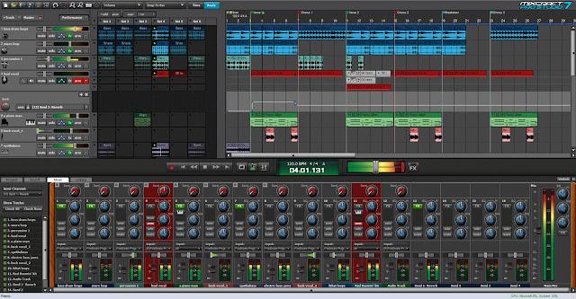 acoustica mixcraft pro -