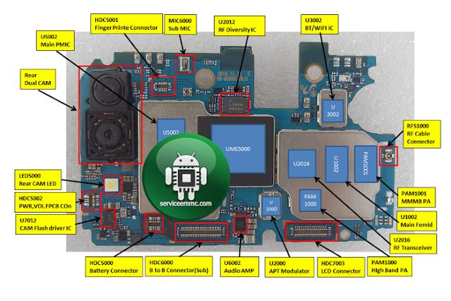 Full_Schematic Samsung Galaxy M20 SM-M205F/FN/G/M_(Free Download)