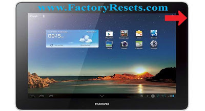 Soft Reset Huawei MediaPad 10 FHD