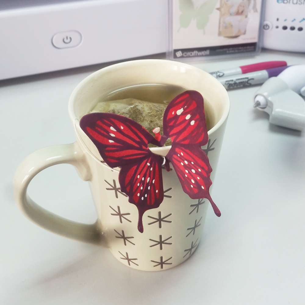 butterfly tea how to make
