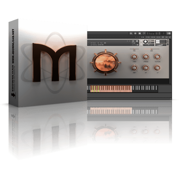 Beautiful Void Audio Metamorpha KONTAKT Library