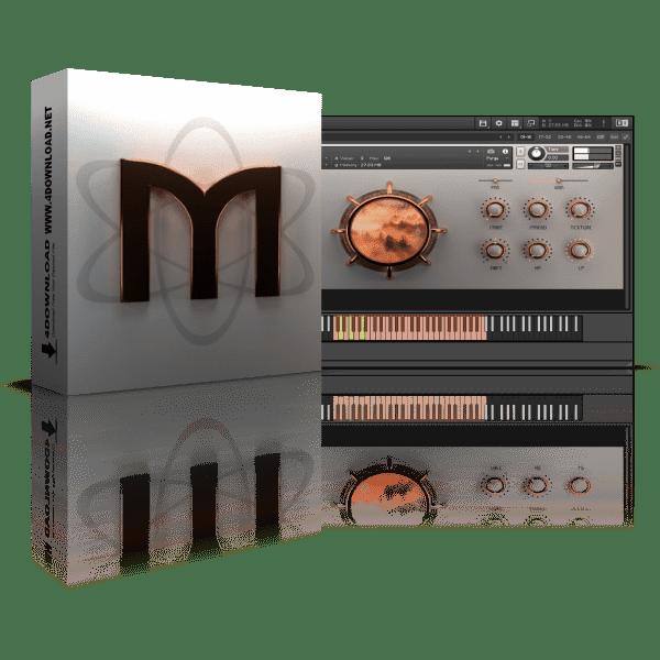 Beautiful Void Audio Metamorpha KONTAKT Library