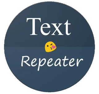 Text Repeater Apk icon