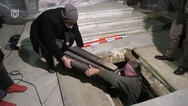 Corvin János sírjának feltárásával kezdődött a Hunyadi-család származásának kutatása