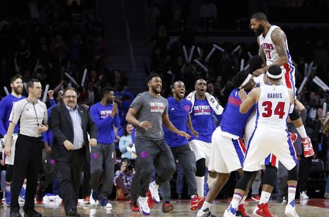 Les Pistons en playoffs | PistonsFr, actualité des Detroit Pistons en France