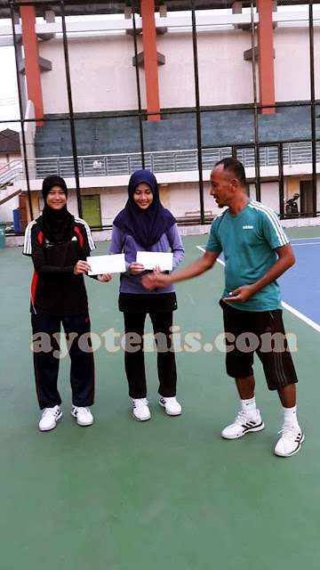 Sambut New Normal, Pecinta Tenis Sumatera Barat Gelar Turnamen Silaturrahmi