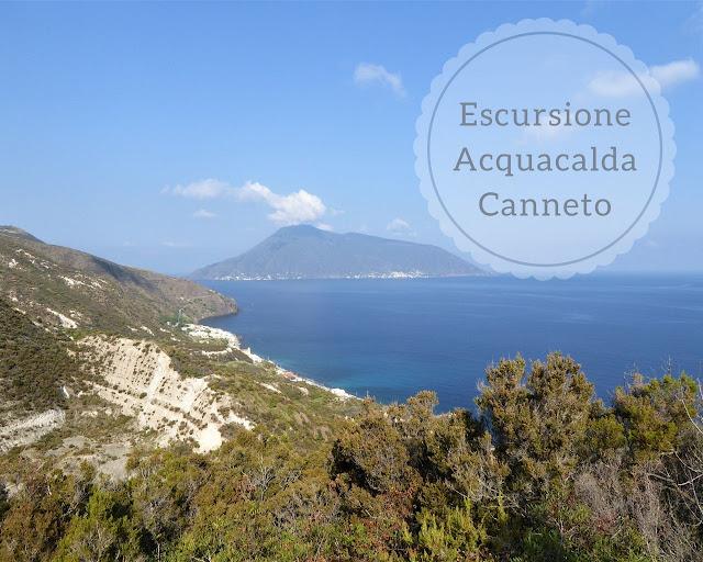 Escursione a Lipari da Acquacalda a Canneto