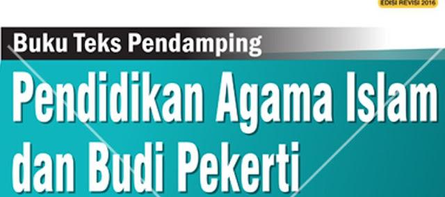 Rpp 1 Lembar PAI Smp/Mts Kelas 789 Kurikulum 2013 revisi 2017/2018/2019/2020, Mewujudkan Insan Religius Dunia Akhirat