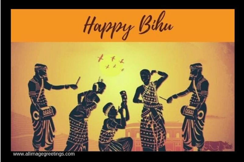 bihu wishes images