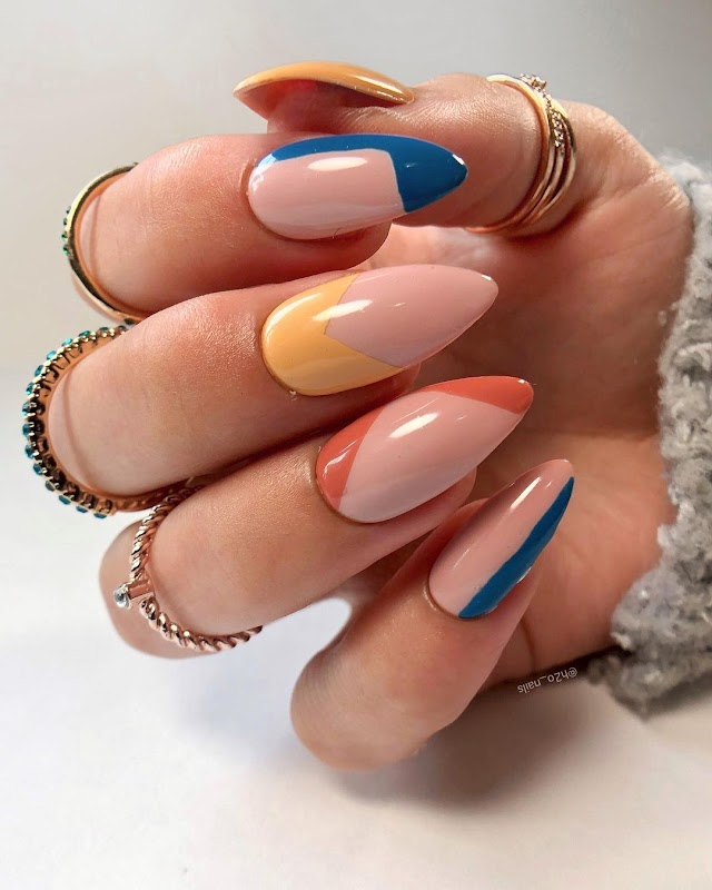 20+ Cute Summer Nail Designs 2021: Unique and Bright Nails💅 in 2021.