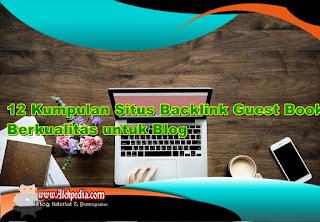 Situs Situs Backlink Berkualitas Tinggi