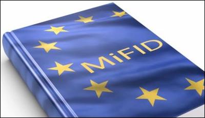 Normativa MIFID da Comisión Europea