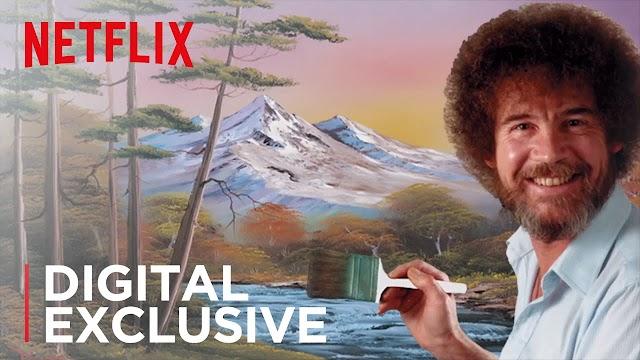 """'Bob Ross: Casualidades, traiciones y avaricia': Netflix te revela su """"otra vida"""" militar"""