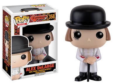 A Clockwork Orange Alex DeLarge Pop! Movies Vinyl Figure by Funko