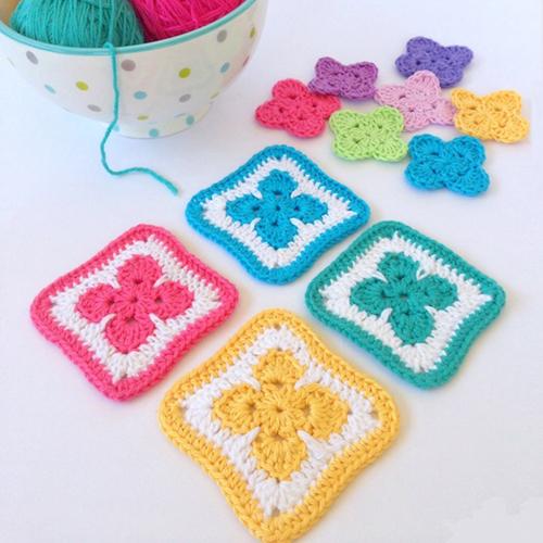 Fleur Motif - Free Pattern
