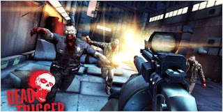 Download Dead Trigger Mod Apk Unlimited Ammo Terbaru
