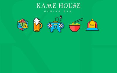Kame House Bar