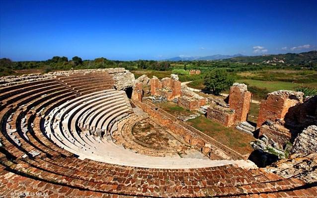 """Πρέβεζα: """"Άξιον Εστί"""" Το Σάββατο 22 Ιουνίου Στο Ρωμαϊκό Ωδείο Της Αρχαίας Νικόπολης"""