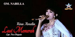 Lirik Lagu Laut Memerah - Rina Amelia