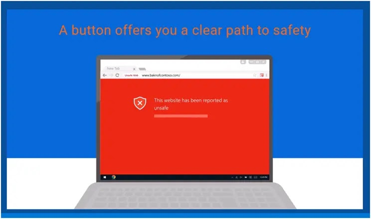 Windows Defender Browser Protection : Προστασία από online απειλές