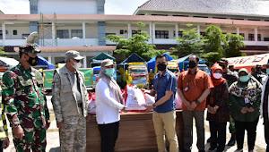 Kirim 13 Ribu Paket Sembako ,Presiden Ikut Berbelasungkawa Atas Banjir Bima