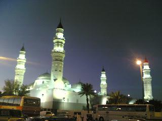 Gambar Masjid Quba, Madinah