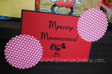 Mickey Mouse Clubhouse Birthday Party Decorations Free Printable
