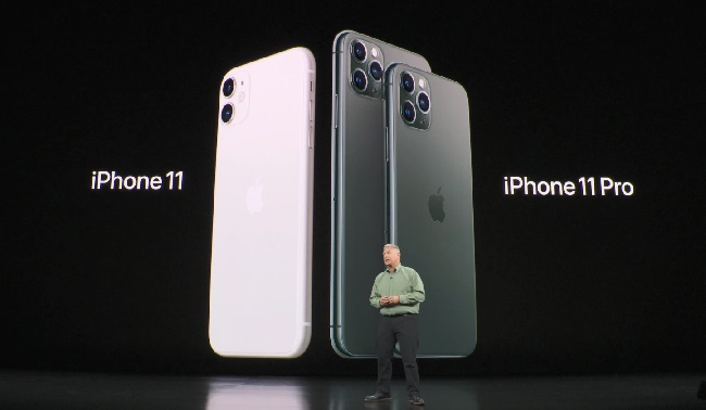 Review iPhone 11 Series