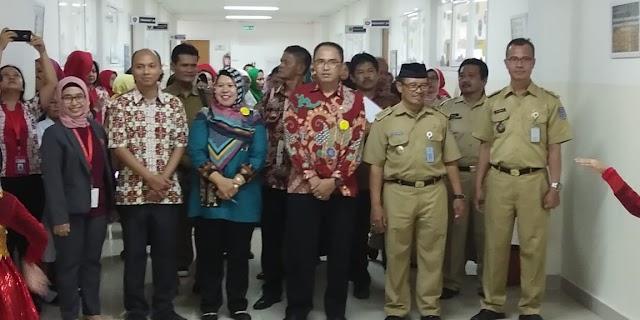 Sekolah Dasar Kinderfield Kota Depok Mengikuti Penilaian Sekolah Sehat Tingkat Wilayah 1 Provinsi Jawa Barat Tahun 2018