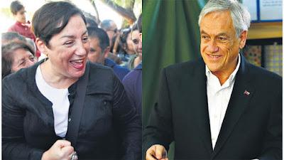 Piñera, otra vez candidato de la derecha
