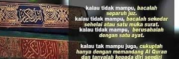 Bacalah Al Qur'an