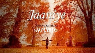 Jaaniye Song Lyrics