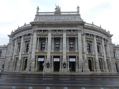 Burgtheather Vienne