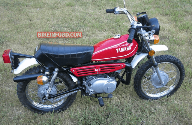 Yamaha GT80 1980