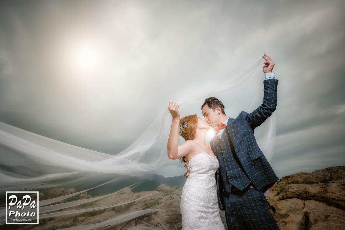 PAPA-PHOTO婚禮影像 婚紗拍攝 自助婚紗 桃園婚紗推薦