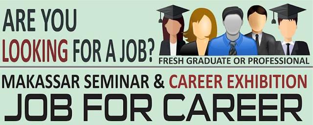 Job For Career Makassar 2017