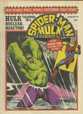 Spider-Man and Hulk Weekly #393
