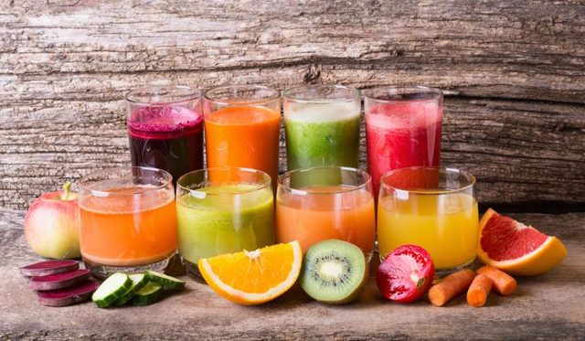 What is the harm of natural juices ?