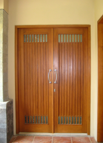 Daftar harga kusen kayu dan pintu kayu terbaru Harga