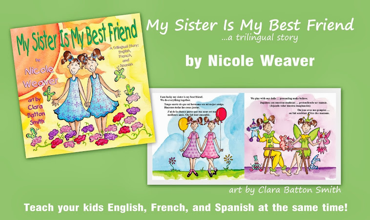 Nicole-Weaver's Trilingual Books