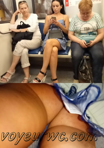 Upskirts N 2888-2907 (Real upskirt videos in the subway with hot girls)